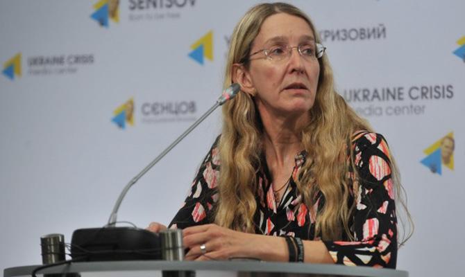 В Министерстве здравоохранения готовы содействовать принятию закона отрансплантации— Супрун