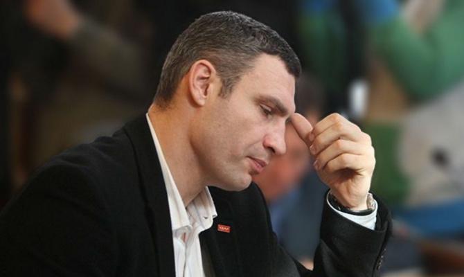 Кличко подписал решение опереименовании Московского проспекта впроспект Бандеры