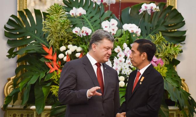 Индонезия разрешит украинцам путешествовать без виз