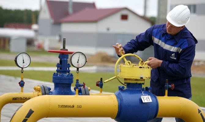 «Укртрансгаз» полностью выполнил заявку «Газпрома» по транзиту