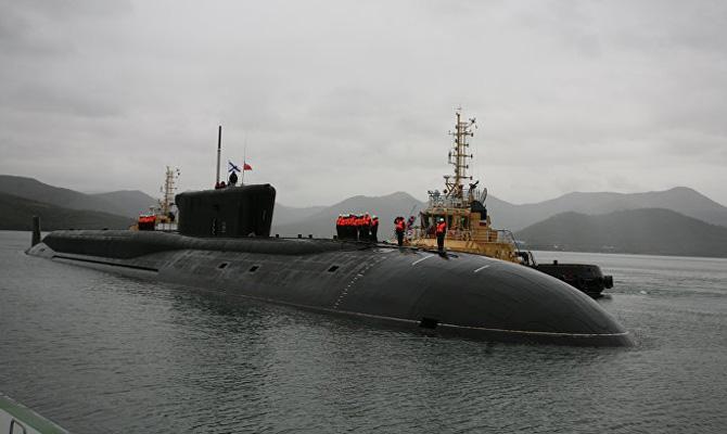 Камчатские ракетчики уничтожили отряд кораблей противника наудалении неменее 100км