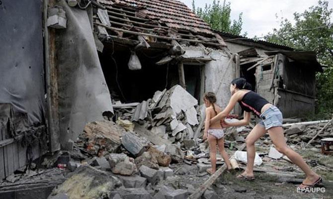Летом отвоенных действий наДонбассе погибло 65 человек