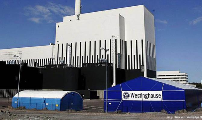 Westinghouse опровергла строительство завода ядерного топлива вгосударстве Украина