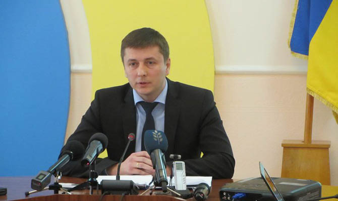 Губернатор Житомирской области написал заявление обувольнении