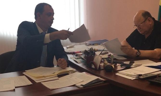Мэру Торецка вручили подозрение осепаратизме