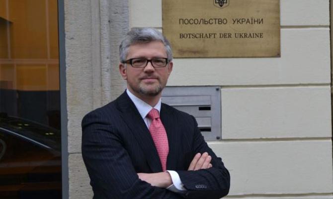 Киев требует, чтобы Германия усилила давление на РФ