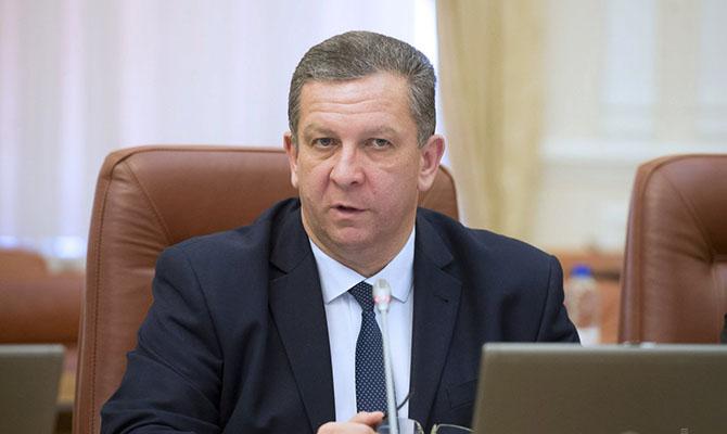 Рева объявил, что «прозрачные офисы» повсей Украине появятся через 5