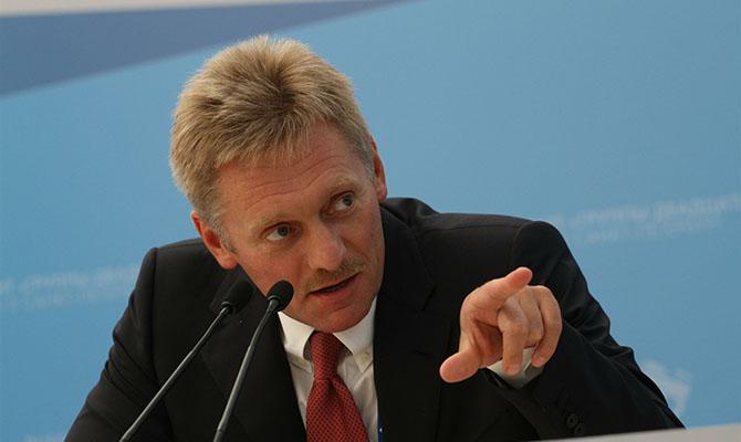 Когда мывведем санкции, выпожалеете что тронули Газпром— Песков -США