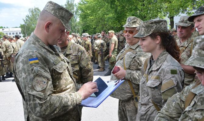 ВСУкраины начали масштабные сборы резервистов