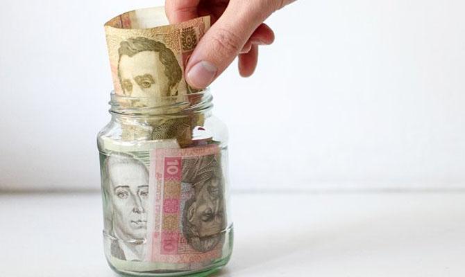 ВУкраине загод выросла средняя зарплата