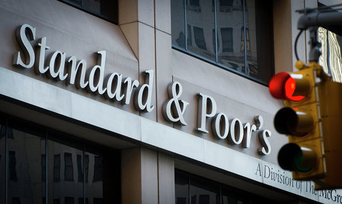 S&P снизило рейтинг столицы Украины, прогноз