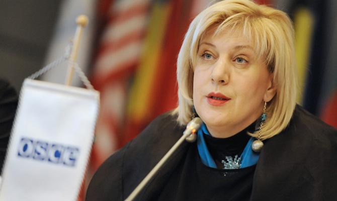 ОБСЕ также осудила поджог «Интера»