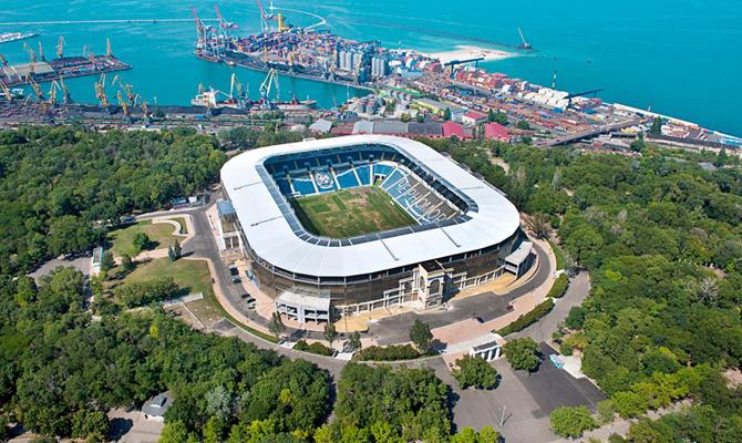 Фонд гарантирования вкладов готовится кпродаже стадиона «Черноморец»