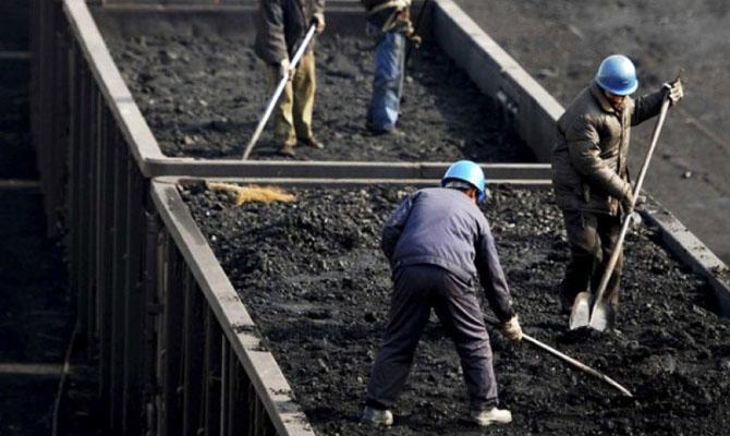 Украина за8 месяцев импортировала угля практически на млрд долларов