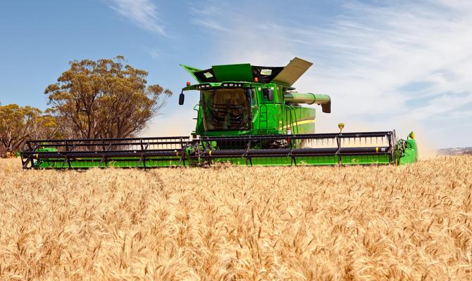 Российская Федерация может обойтиЕС поэкспорту пшеницы