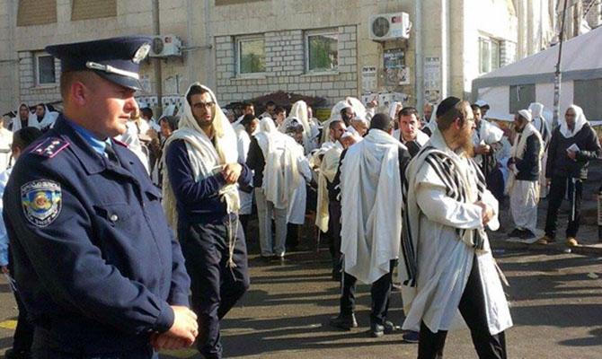 Милиция иГСЧС готовятся кпринятию паломников вУмани