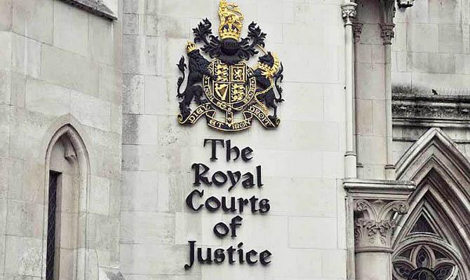 Суд Лондона назначил рассмотрение дела поиску Российской Федерации кУкраине на USD 3млрд