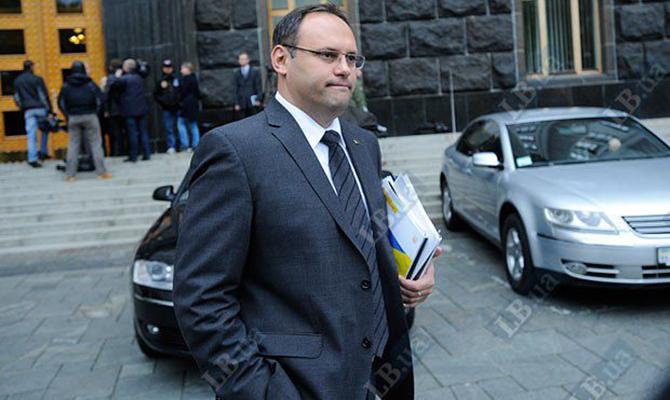 В социальных сетях иронизируют над задержанием Каськива «набис»