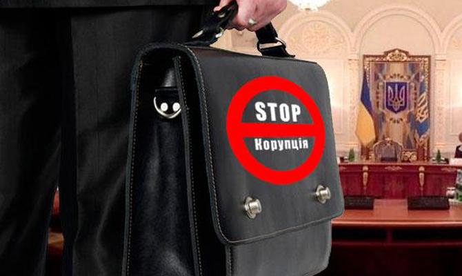 Любко назначили 1 млн грн залога— Взяточничество вКОГА