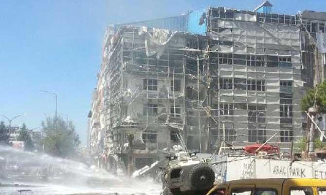 Число пострадавших при взрыве навостоке Турции достигло 48 человек
