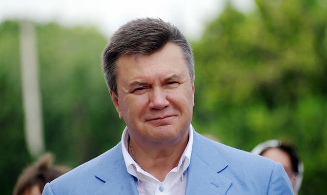 Суд европейского союза частично реабилитировал Януковича иего сына