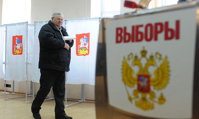 «Единая Россия» набрала неменее 54% после подсчета три четверти голосов