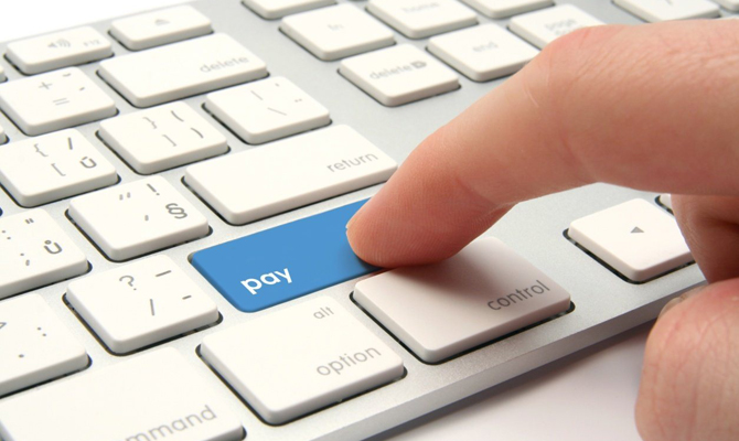 ВУкраинском государстве стремительно растет использование электронных денежных средств