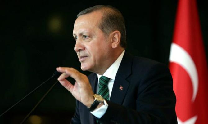 Эрдоган: восстановления отношений сРоссией неповлияет напозицию Турции поКрыму