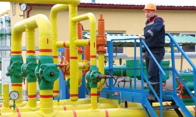 Рада определила объемы страхового запаса природного газа
