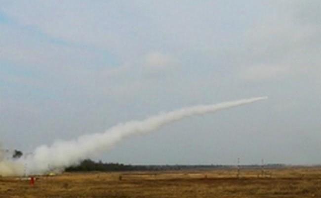 Украина удачно проверила новейшую модель управляемой ракеты