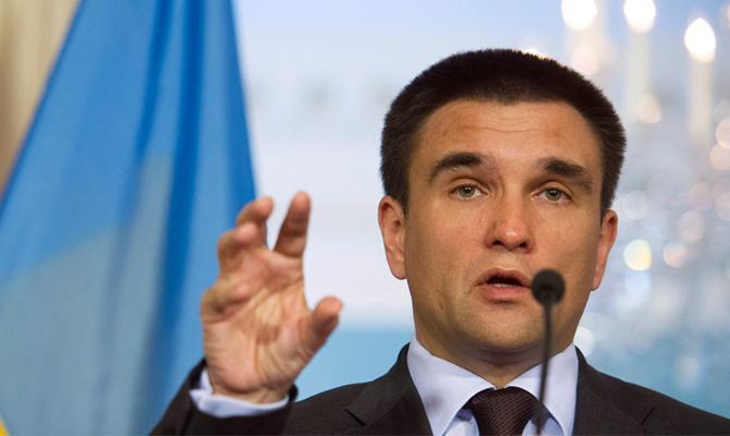 Климкин наСовбезе ООН: Из-за РФ летать над темным морем опасно