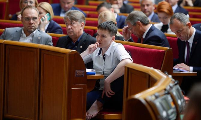 """""""Она говорила с самим чертом, когда меня освобождала"""", - Савченко о переговорах сестры с Меведчуком - Цензор.НЕТ 6578"""