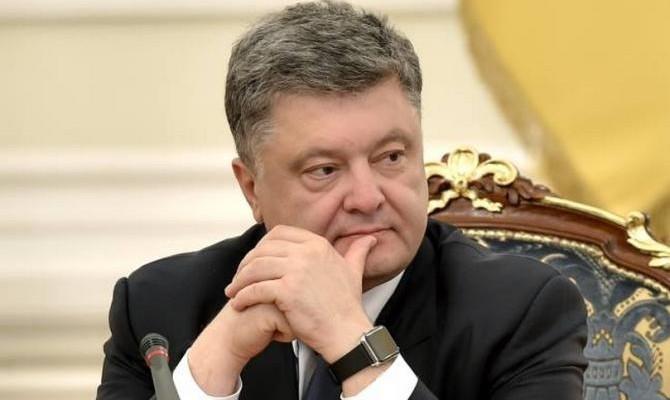 Порошенко сократил 2 судей занарушение присяги впроцессе Революции Достоинства