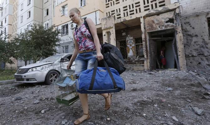 В Беларуссии неменее 160 тыс. украинских беженцев— руководитель МИДРБ