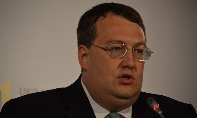 Аваков требует решить этот вопрос ораспределении средств нанужды МВД