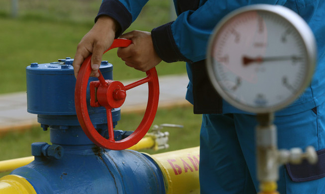 «Нафтогаз» предлагает с2017 года перейти научет газа по«качеству»