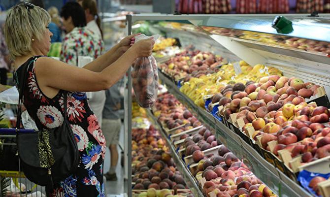 РФ  позволила  ввоз фруктов иовощей изЕгипта