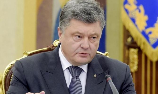 П.Порошенко призвал А.Парубия созвать до30сентября внеочередное совещание ВР