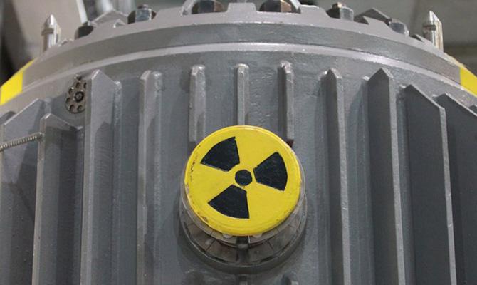 Украина при поддержке НАТО ликвидирует радиоактивный могильник наЖитомирщине
