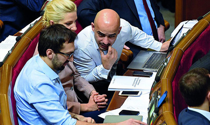 Оскандалившись, БПП отзывает собственный резонансный законодательный проект обизменениях ве-декларирование