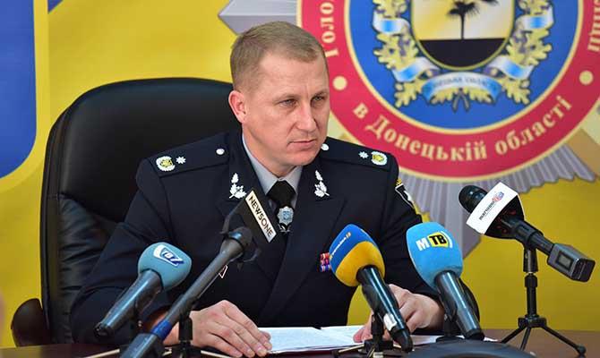 НаДонбассе необходимо сделать военную полицию— В.Аброськин