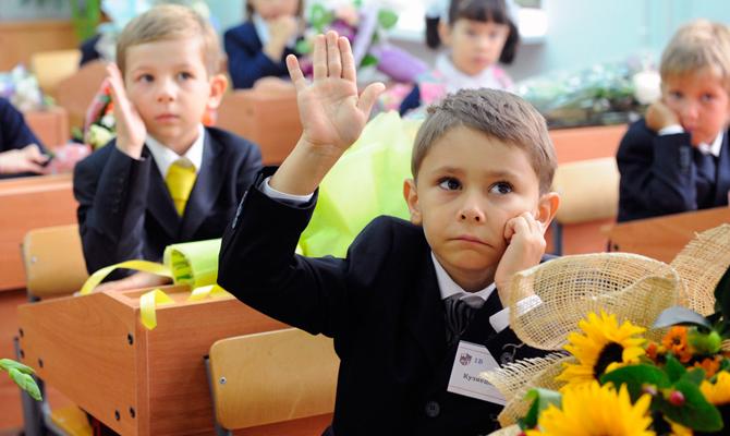 Парламент принял впервом чтении закон о12-летней школе