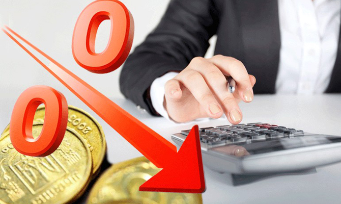 НБУ хочет снижать учетную ставку при сохранении положительных тенденций нарынке