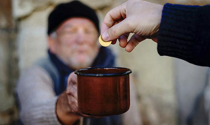 Вгосударстве Украина зафиксирован катастрофический рост бедности