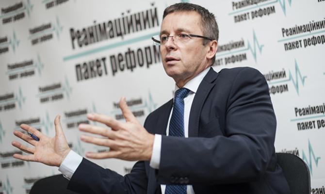 Миклош: вгосударстве Украина нужно отменить оставшиеся пенсионные привилегии