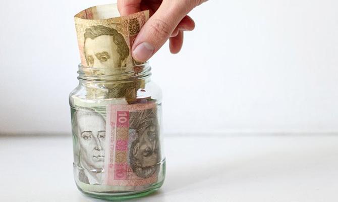 Гривневые депозиты физлиц засентябрь выросли на3,5 млрд