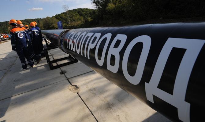 Украине может нехватить запасов газа назиму— МинэнергоРФ