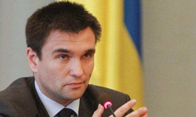 Климкин обсудил сМарготой Вальстрем предстоящий визит Порошенко вШвецию