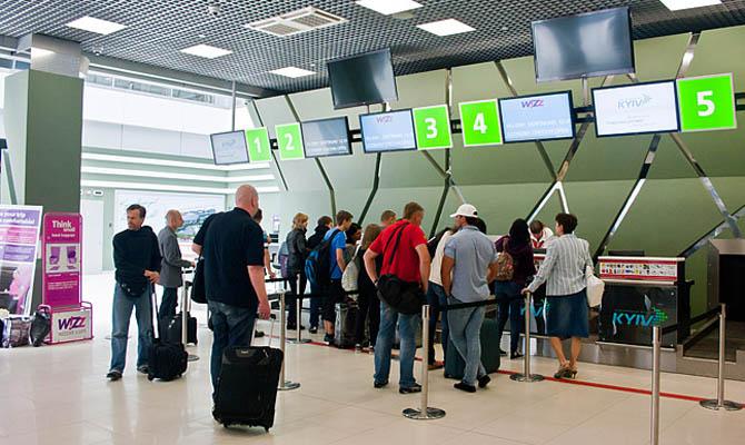 Вукраинских аэропортах запретили российский язык