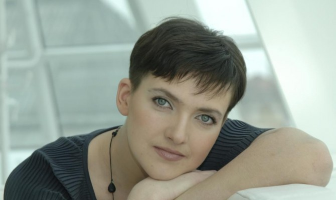 Савченко дала показания опоездках вДонбасс